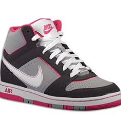 477f0c6741c19 Nike Air Prestige 3 High - Women s - Sport Inspired - Shoes - White Rave  Pink Purple Earth P