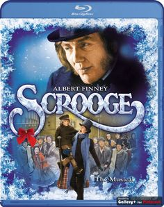 best christmas movies scrooge with albert finney - Best Christmas Carol Movie