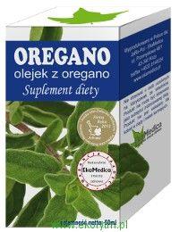 EkaMedica Oregano olejek 50 ml