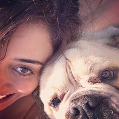 Cansu Dere #cansudere #turkish #actress #model #beauty #queen #idol #ezel #sila #tv #style #fashion #instagram #dog French Bulldog, Instagram, Dogs, Animals, Tv, Animales, Animaux, French Bulldog Shedding, Pet Dogs