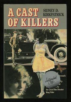 Who murdered silent film director William Desmond Taylor?