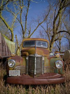 Old International Harvester is a photograph by Tom Phelan. Night photograph of an old International Harvester farm truck in rural North Dakota. Source fineartamerica.com