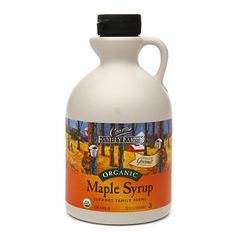 I'm learning all about Coombs Family Farms Organic Maple Syrup at @Influenster!