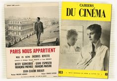 The Cahiers du Cinéma Names the 10 Best Films of the Year, from 1951 to 2014 in Film | January 27th, 2015