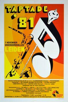 TAPTADE - LEIDEN -- 7 nov 1981