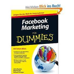 Facebook-Marketing für Dummies (Fur Dummies) #book #facebook #marketing