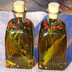 Tuscan Infused Olive Oil Recipe on Food52 recipe on Food52