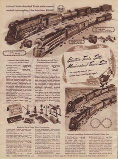 1947 Sears Christmas Catalog Page 196