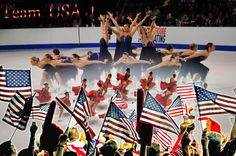 Team USA Synchronized Skating