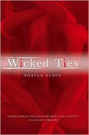Currently reading Wicked ties. So far so good, but I don't think its as good as Fifty Shades.