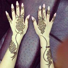 Beauty henna