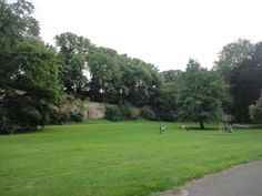 Through the park in Lüneburg One Day Trip, Places To See, Golf Courses, Germany, Park, Day Trips, Deutsch, Parks