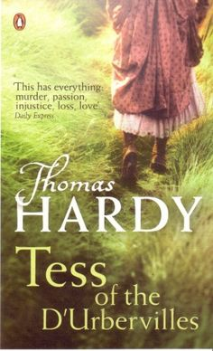 Tess of the D'Urbervilles by Thomas Hardy. Another book & author introduced to me by my 9th grade English teacher.