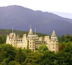 Atholl Palace Hotel, Pitlochry Where we stayed in Scotland