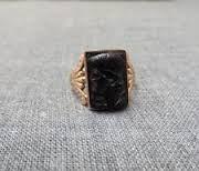 sardonyx ring -