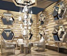 Design Finalist for HBA for the Boutique Design New York Trend Walk 2011