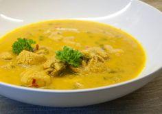 Thaise noedelsoep met kip