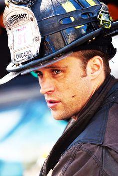 Lt. Casey - Chicago Fire