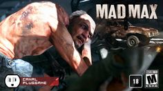 MAD MAX - #2 - CEMITÉRIO DE CARROS - (Max Max Gameplay - PS4 Game)