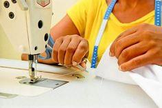 Curso Técnico Gratuito de Costura Industrial SENAI