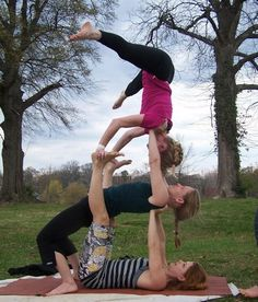 Yoga post on Pinterest Blog …...