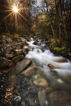 Autumn Walk par David Bouscarle on 500px