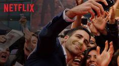 Sense8 - Perfil do personagem: Lito - Netflix [HD]