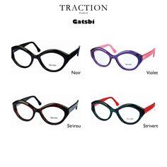 Apresento as cores do modelo Gatsbi da Traction Productions. #innovaoptical #tractionproductions #gatsbi #weselldesignforliving #design #eyewear #oculos