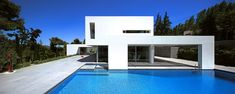 Image 9 of 14 from gallery of VILLA 154  / ISV Architects. Photograph by Anargyros Mougiakos