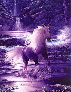 Unicorn - one of the National animals of Scotland. Tis true!