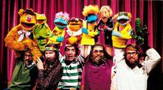 Susam Sokağı nasıl çekilmişti ?   Tarihi Keşfet !  Muppets, 1970s