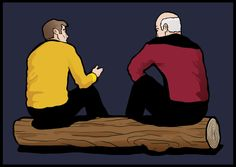 The Captain's Log.  I laughed for an embarrassingly long time over this.  XD