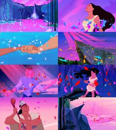 the end of the rainbow: Photo Disney And Dreamworks, Disney Pixar, Disney Characters, Disney Love, Disney Magic, Have Courage And Be Kind, Disney Pocahontas, Disney Songs, My Canvas