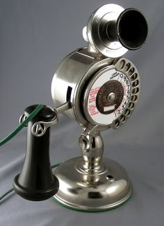 Strowger Dial Candlestick♥♥♥