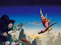 Roger Dean - Morning Dragon