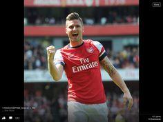 Arsenal 1 Wba 0 4/5/14