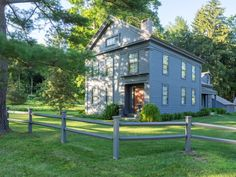 View this Litchfield county Home For Sale located in Salisbury, CT- Antique style, 4 Bedroom, 3.5 Bath, Fireplaces, Historic, with Views