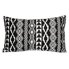 Agra Pillow Black 12x20, $85, now featured on Fab.