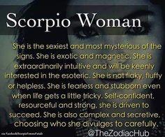 2066 Best Scorpio woman 100% images | Scorpio, Scorpio ...