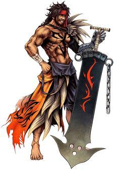 Jecht - Characters & Art - Dissidia: Final Fantasy