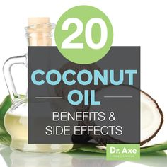 20 Coconut Oil Benefits (#5 is Life-Saving)A study published in the journal of Antimicrobial Agents and Chemotherapy found the capric acid and lauric acid in coconut oil were an effective natural treatment for candida albicans and yeast infections.  To effectively kill candida and treat yeast infections remove processed sugar and refined grains from your diet and consume plenty of healthy fats. Take 1 tbsp of coconut oil 3x daily as a supplement. (8) Coconut Oil For Skin, Homemade Coconut Oil, Coconut Oil Cellulite, Coconut Oil In Smoothies, Coconut Oil Lotion, Natural Coconut Oil, Coconut Oil Pulling, Coconut Water, Cellulite Scrub