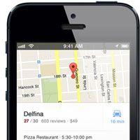 Google Maps return to iPhone !!!