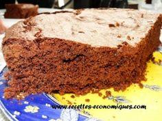 ma recette de gateau au chocolat au thermomix (tm31) : trop bon!