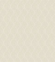 Eaton Square Sheer Fabric-Cabin/Ivory