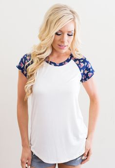 "This casual shirt will be a go to in your Summer wardrobe.  95% Rayon, 5% Spandex Model is 5'7"" a size 2 wearing a small."