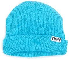 Neff Men's Fold Beanie $15.99