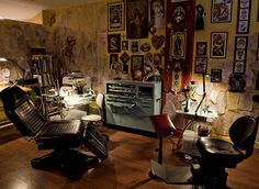 The Family Business Tattoo Parlour