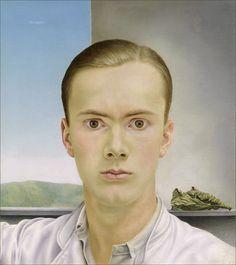 Edgar Fernhout · Self Portrait · 1937 · Unknown location
