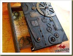 steampunk book