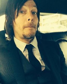 Ahhhh. I'm so sorry I haven't been posting as much!!! I promise I haven't forgotten about y'all!!! But been running around like a chicken with its head cut off, trying to put things together so my fiancée and I can finally elope! We've been putting it off, and it's starting to drive me crazy. #NormanReedus #daryldixon #thewalkingdead #twdfamily #twd #instalove #instalikes #tagsforlikes #normgasm #handsome #love #amcthewalkingdead #amc #instagood #instamood #instadaily #photooftheday